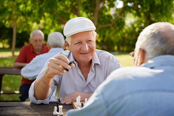 Opieka osób starszych w Niemczech